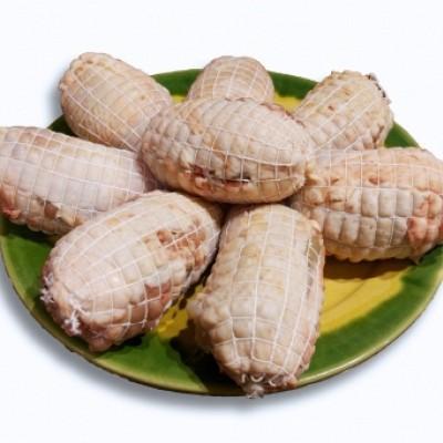 Cuixes de pollastre farcides