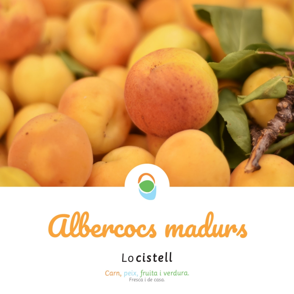 Albercocs a lo Cistell